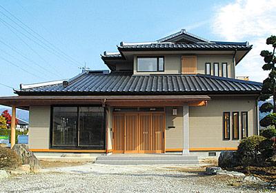 本格和風|施工事例その9 駒ヶ根M様邸|三好屋建設